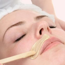 Lip-Waxing